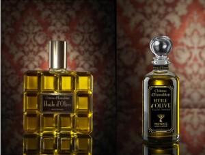 les chanel de l'huile d'olive packaging de luxe