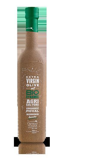 Nouveauté huile d'olive en biodynamie