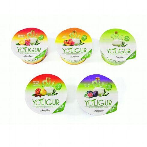 Une des innovations du prochain salon de l'agroalimentaire, SIAL Paris, le yaourt à l'huile d'olive