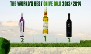 les meilleures huile d'olive meilleure ponctuation mondiale