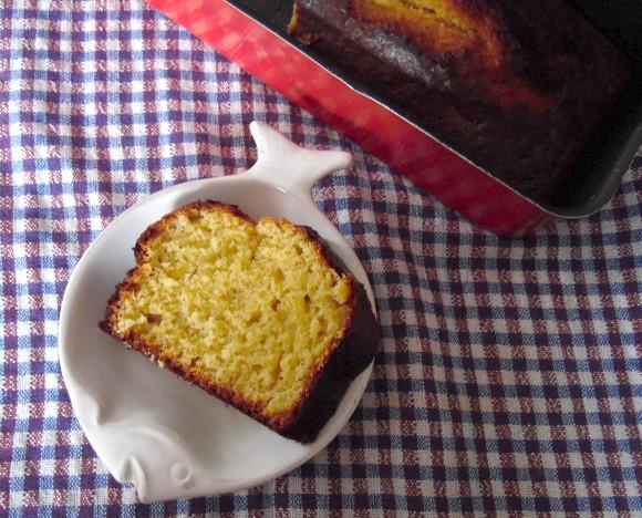 recette gâteau huile d'olive