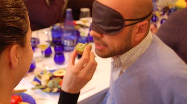 degustation à l'aveugle du fruité de l'huile d'olive