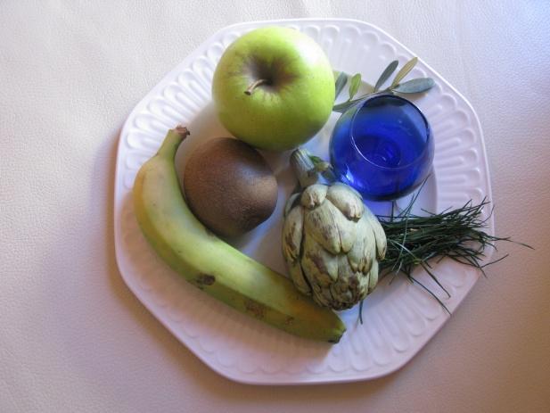 fruité vert de l'huile d'olive