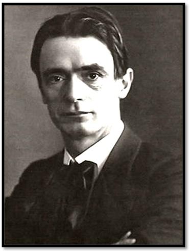 Penseur autrichien né au milieu du XIXe siècle, <b>Rudolf Steiner</b> est un <b>...</b> - Rudolf-Steiner