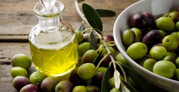 test huile d'olive
