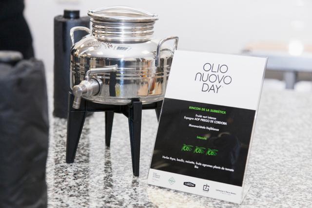 dégustation huiles d'olive