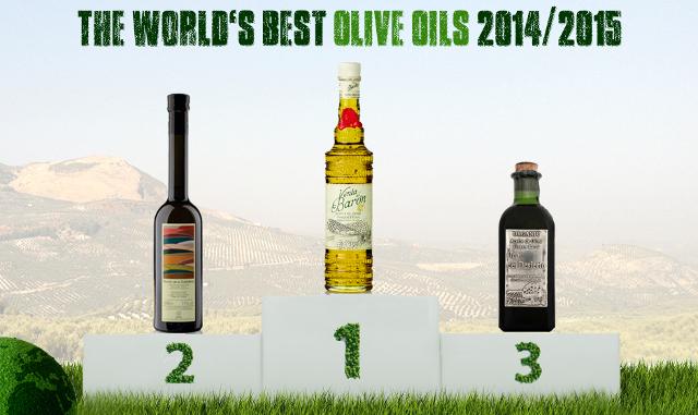 meilleures huiles d'olive du monde
