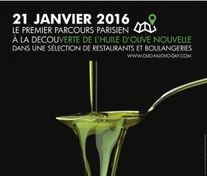 olio nuevo day l'huile d'olive nouvelle paris