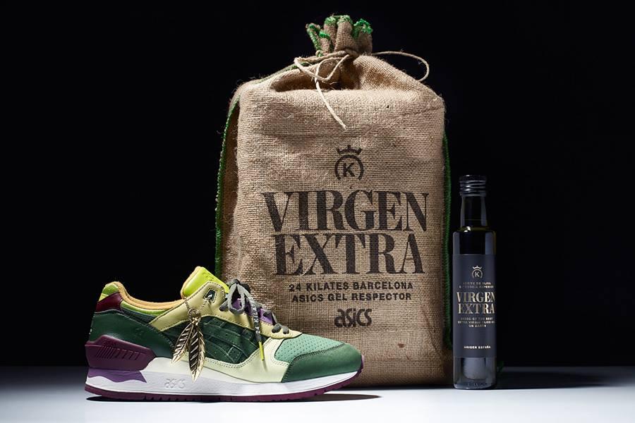 """Asics Gel-Respector """"Virgen Extra"""""""