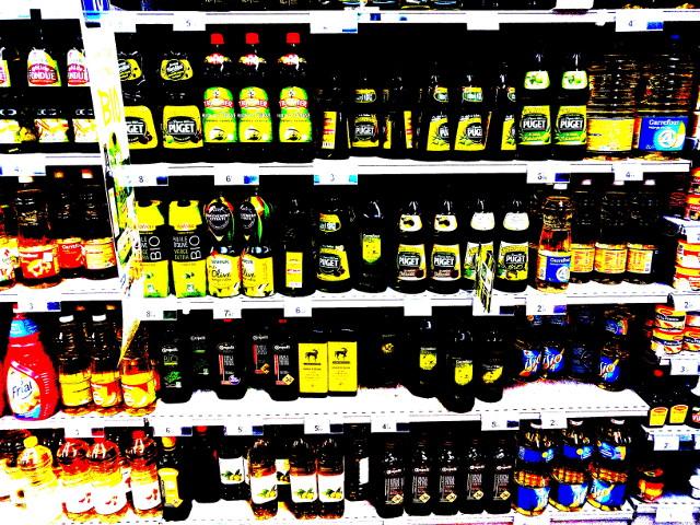 le prix de l'huile d'olive