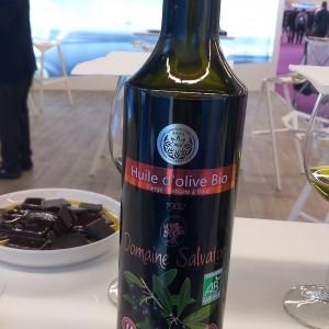 huile d'olive domaine salvator