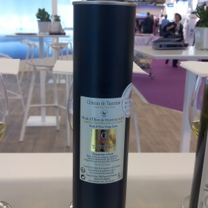 huile d'olive château de taurenne