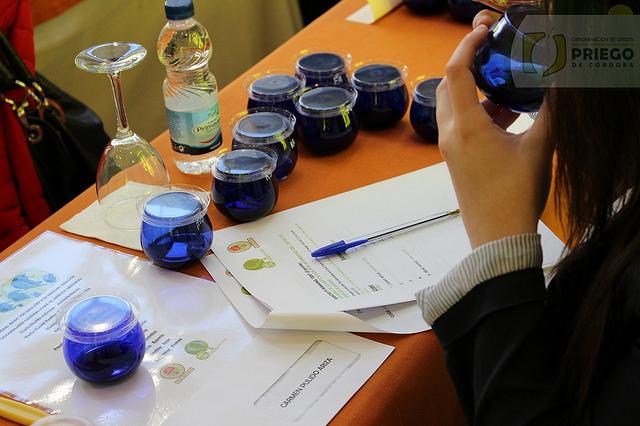 er Championnat national de dégustation d'huile d'olive en équipe.