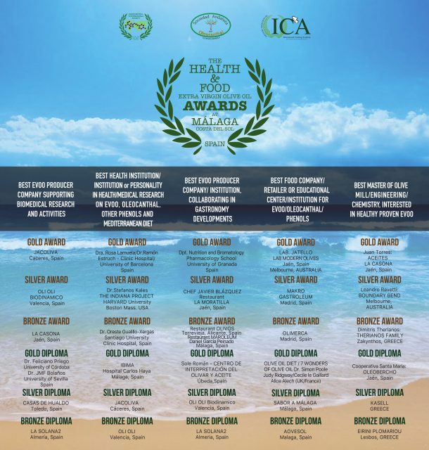 the health and food award