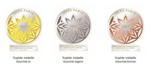 meilleures huiles d'olive 2017 AVPA Paris France