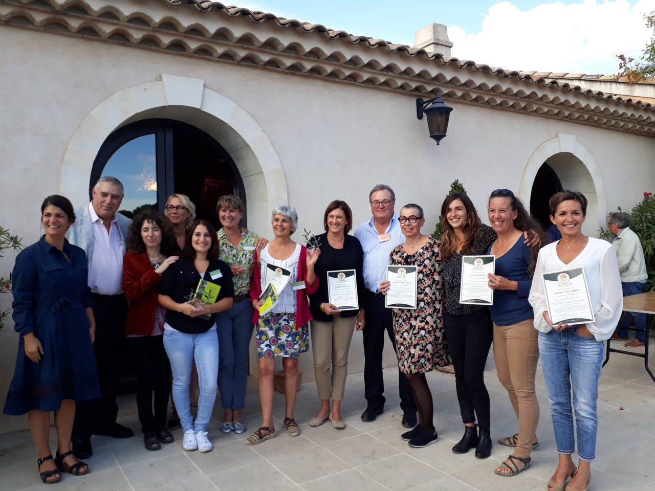 championnat dégustation huile d'olive 2017 France