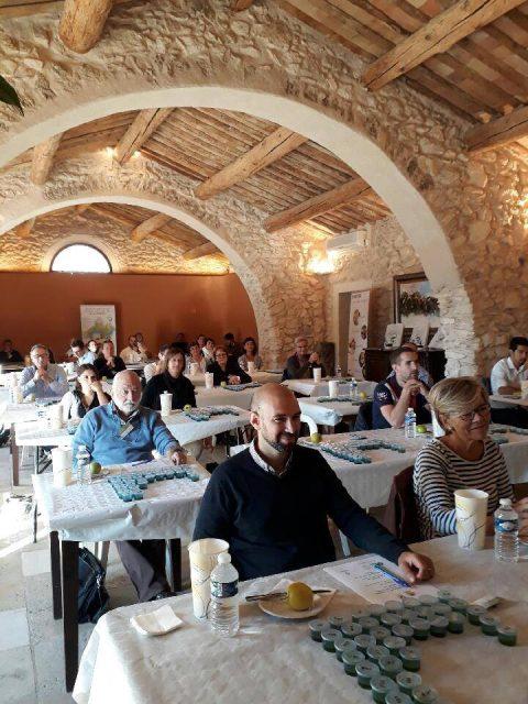 championnat dégustation huile d'olive france 2017
