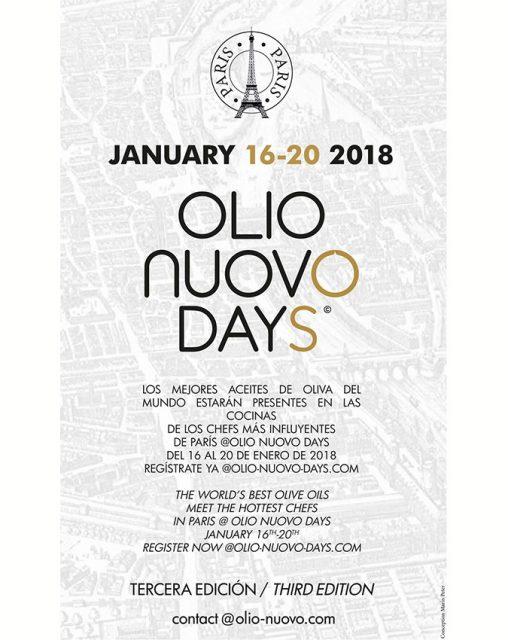 olio nuevo days 2018