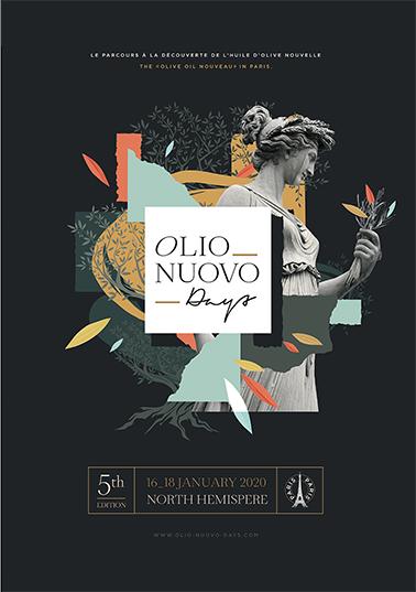 olio nuovo days 2020 parcours huile d'olive nouvelle paris
