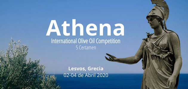 athena olive oil competition 2020